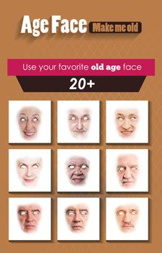 Age Face Make me OLD5