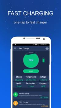 Fast Charger Battery Saver Master3