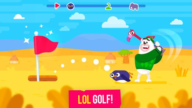 Golfmasters Fun Golf Game