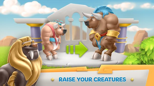 Legends Of Olympus City Building Farming Game3