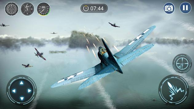 Skyward War Mobile Thunder Aircraft Battle Games4