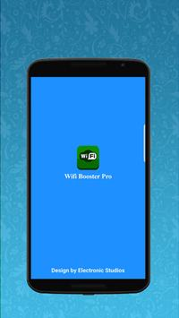 SuperWifi Wifi signal booster Speed Test Manager5