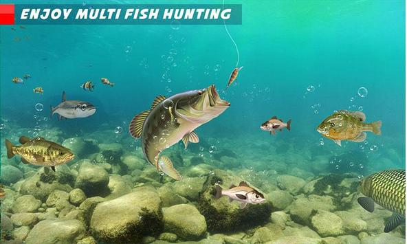 Ultimate Fishing Mania Hook Fish Catching Games3