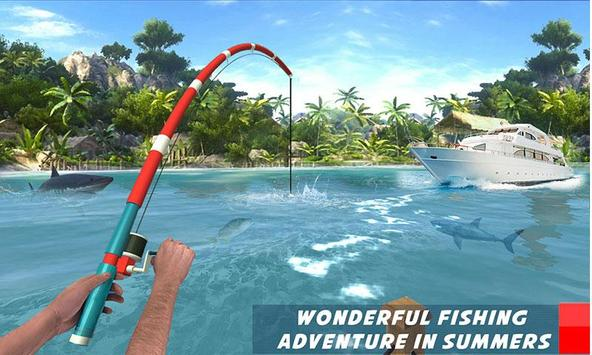 Ultimate Fishing Mania Hook Fish Catching Games4