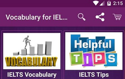 Vocabulary for IELTS IELTS Full