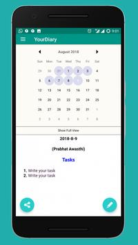 Your Diary Professional Diary Secure Notes3