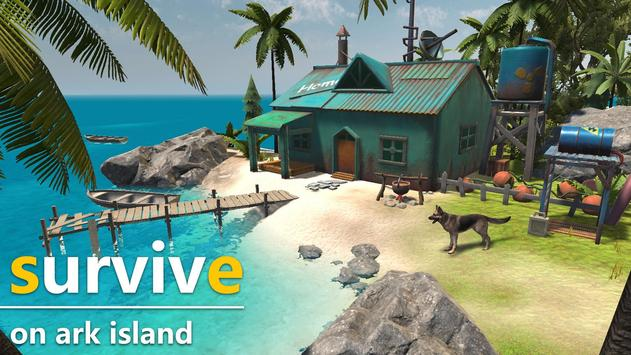 Ark Island Survival Games Built Craft and Hunt1