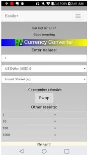 Currency Converter Easily2