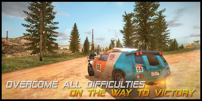 Dirt Rally Driver HD 2