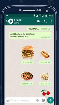 Food Sticker For Whatsapp1