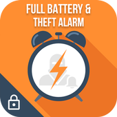 Full Battery Alarm Theft Alarm