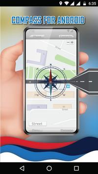 GPS Compass For Android1