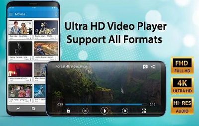 Hd Video Player All Format Music Player