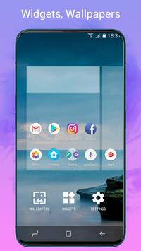 P Launcher for Android 9.0 launcher theme5