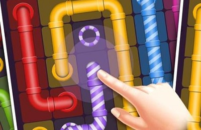 Pipe Lines Puzzle