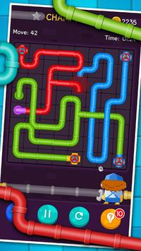 Pipe Lines Puzzle6