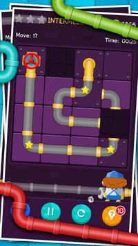 Pipe Lines Puzzle8