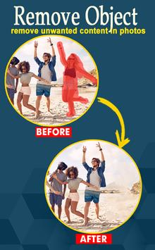 PixelRetouch Remove unwanted content in photos1