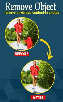 PixelRetouch Remove unwanted content in photos2