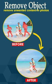 PixelRetouch Remove unwanted content in photos4