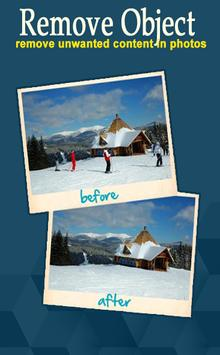 PixelRetouch Remove unwanted content in photos5