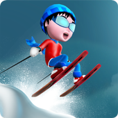 Super Ski Adventure Hill