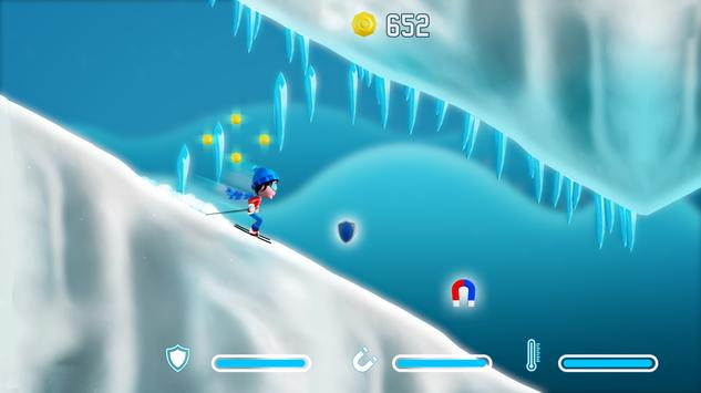Super Ski Adventure Hill2
