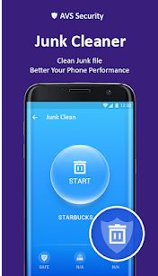 AVS Security Pro Antivirus Booster Cleaner4