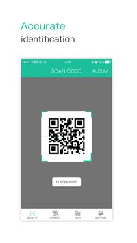 Accurate scanning of QR code1