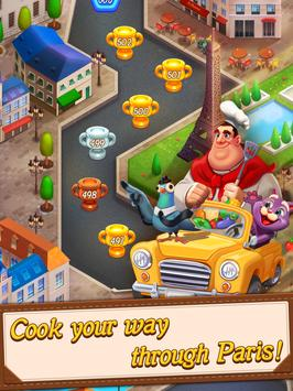 Blaster Chef Culinary match collapse puzzles2