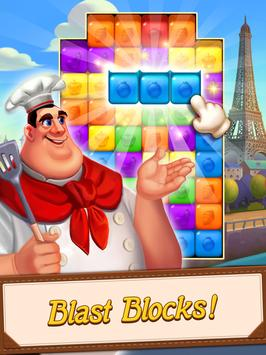 Blaster Chef Culinary match collapse puzzles5