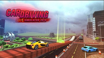 Car Driving Simulator 2019