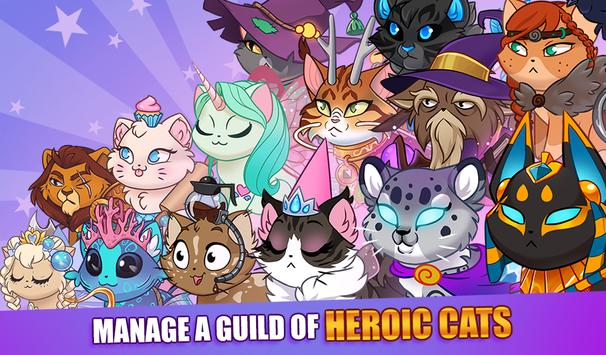 Castle Cats Idle Hero RPG5