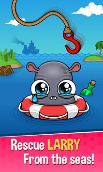 Larry Virtual Pet Game1