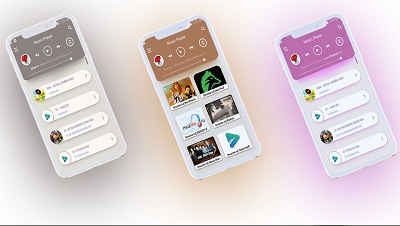 Music Player Pro Top Most App