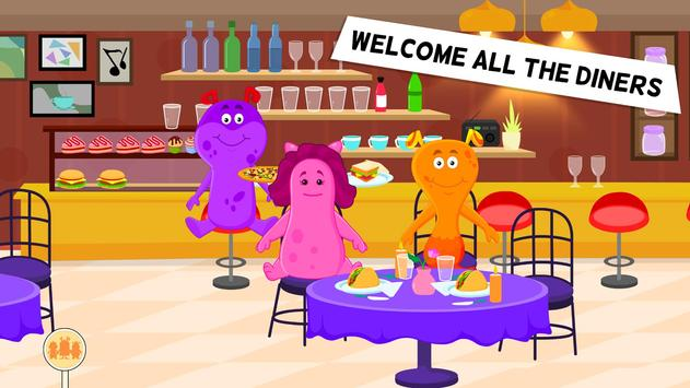 My Monster Town Restaurant Cooking Games for Kids2