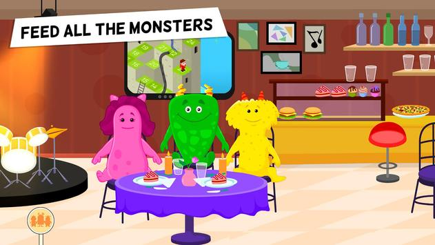 My Monster Town Restaurant Cooking Games for Kids4