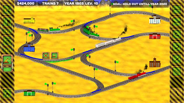 My Railroad trains railways traffic lights2