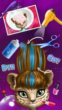 Space Animal Hair Salon Cosmic Pets Makeover1