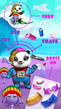Space Animal Hair Salon Cosmic Pets Makeover2