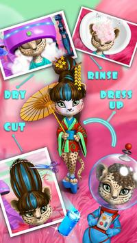 Space Animal Hair Salon Cosmic Pets Makeover3