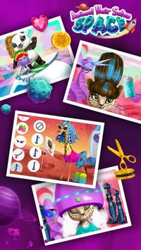 Space Animal Hair Salon Cosmic Pets Makeover4