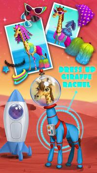 Space Animal Hair Salon Cosmic Pets Makeover6