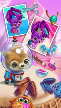 Space Animal Hair Salon Cosmic Pets Makeover7