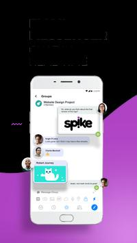 Spike Email Messenger Chat Team Collaboration4