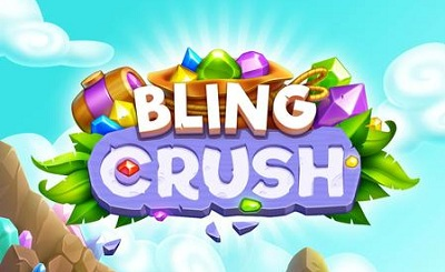 Bling Crush Free Match 3 Puzzle Game