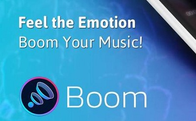 Boom Music Player with 3D Surround Sound and EQ