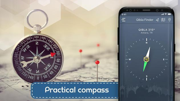 Compass Pro Accurate Compass App Qibla Finder1