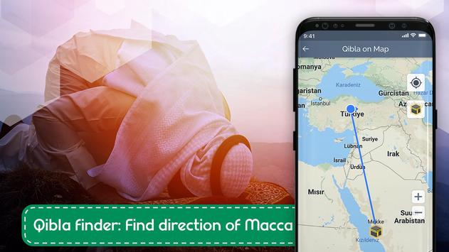 Compass Pro Accurate Compass App Qibla Finder3