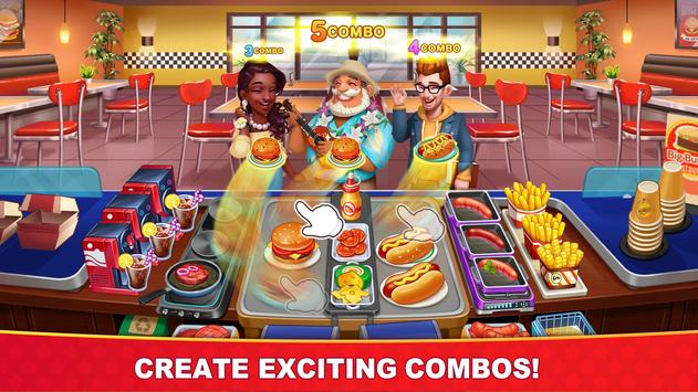 Cooking Hot Crazy Chefs Kitchen Cooking Games4